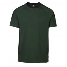 ID Pro wear herre  T-shirt med kontrast