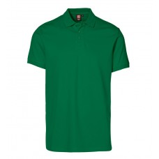 ID klassisk herre polo shirt i stretch