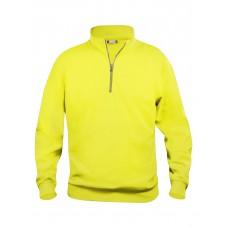 Clique unisex sweatshirt med lynlås
