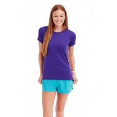 Stedman active dame raglan t-shirt