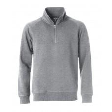 Clique Herre / unisex sweatshirt med lynlås